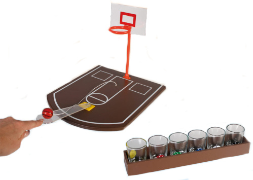 Alkoholový basketball